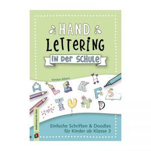Handlettering in der Schule, Verlag an der Ruhr, Kopiervorlagen Handlettering Klasse 3-6