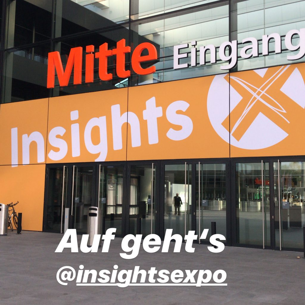 insights-x Messe 2018 in Nürnberg, Bloggertour, PBS Messe, Neuheiten PBS Branche, Stifte, Brush Pen, Filzstifte, Papeterie