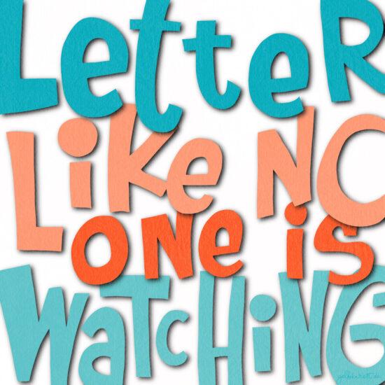 iPad Lettering Workshop, iPad Lettering lernen, Handlettering Workshops für Anfänger und Fortgeschrittene im Ruhrgebiet, Lettering Workshops Herne, Kunstpark Herne, Gelbkariert